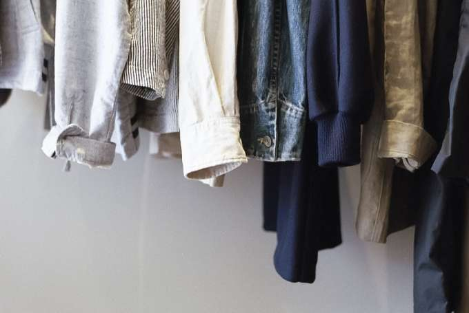 How to tidy your wardrobe