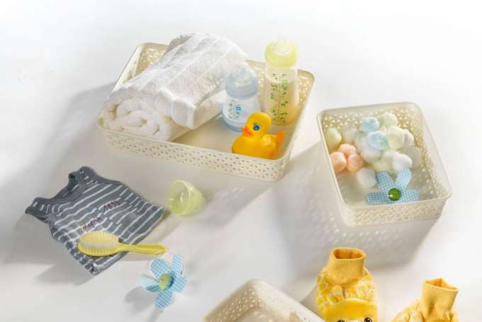 SET UP A NURSERY AREA FOR YOUR BABY